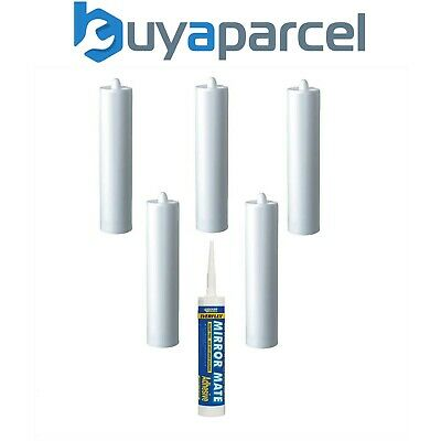 Everbuild Mirror Mate Adhesive C3 Size Cartridge Pack of 6