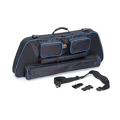 30.06 Outdoors 41 in. Slinger Bow Case System Blue Accent