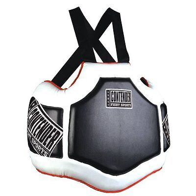 NEW Contender Fight Sports Heavy Hitter Body Protector w/ Quick-Release Buckles