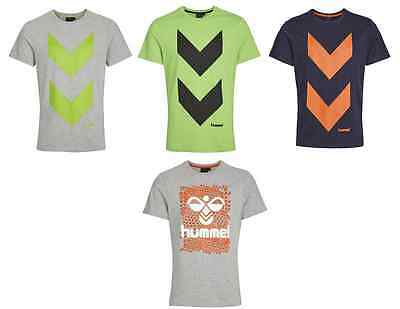 Hummel Mens Player oder Hexagon SS Tee Herren T-Shirt