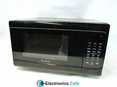 Westbend EM925ANF-P2 900W 120V Household Countertop Microwave Oven Black