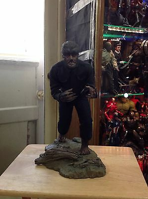 Sideshow Premium Format Universal Monster The Wolf Man 1/4 Scale