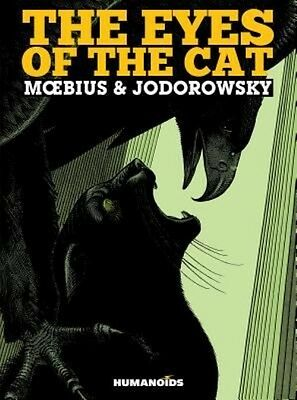 Eyes of the Cat by Alexandro Jodorowsky Hardcover Book (English)