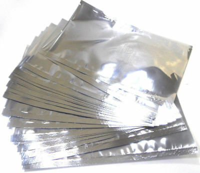 """Lot Of 20 Static Shielding Bag Size 6""""x12"""" or 152mm x 305mm SCS SCS1000"""