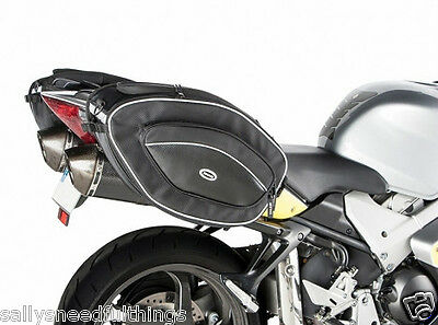 Shad SB44 Motorcycle Sports Side Bags 44L-50L For Kawasaki ER-6N 650 E 2013-2015