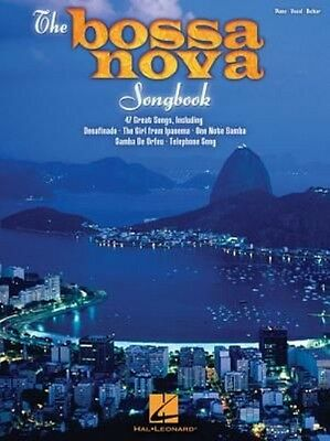 The Bossa Nova Songbook by Paperback Book (English)