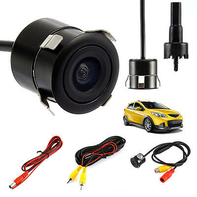170° Waterproof Car Auto Rear View Camera Reversing Reverse Parking Night Vision