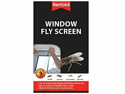 Insect Bug Fly Moth Mosquito Netting Protection Window Mesh Screen with Velcro