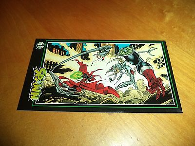 Farewell to Assorted Limbs 21 1995 Wildstorm Spawn Widevision Base Trading Card