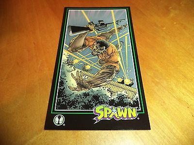 Terry Fitzgerald, Traitor? 130 1995 Wildstorm Spawn Widevision Base Trading Card