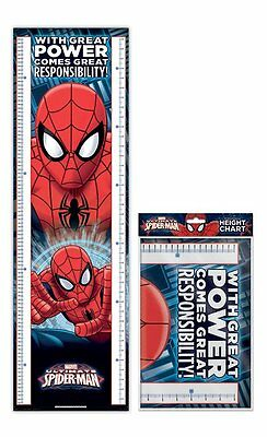 Marvel Spiderman With Great Power 1.6 Metre Height Chart/wall Poster By Pyramid