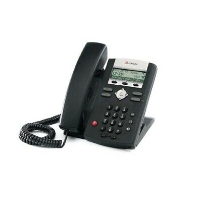 Polycom Soundpoint IP SIP 320 (2200-12320-025) - New - Inc VAT & FREE DELIVERY
