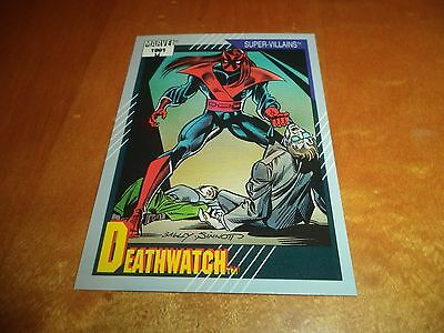 Deathwatch # 80 - 1991 Marvel Universe Series 2 Impel Base Trading Card