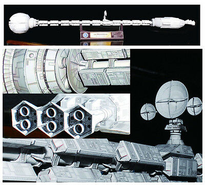 3D DIY Paper Model Kit 2001 A Space Odissey USS Discovery XD-1 Spaceship 60cm