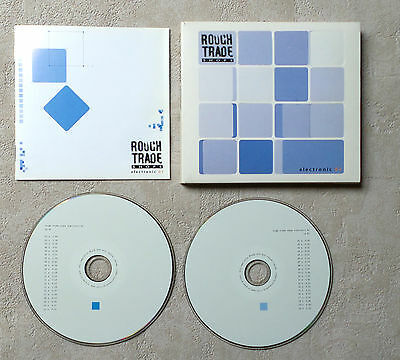 Cd Audio Int/ Rough Trade Shops - Electronic 01 Various  (Depeche Mode, Can..)