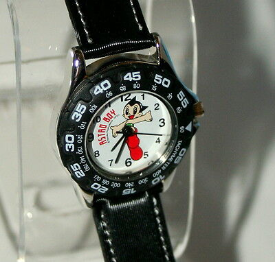 True Vintage Tazuka Astro Boy Anime Sports Diver Kids Watch New 2003 NOS Tags