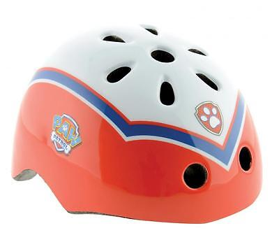 New Paw Patrol Kids Bike Cycle Helmet Cooling Vents For Extra Comfort M13017