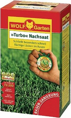 Turbo Nachsaat LR 50, by Wolf Garten, Lawn seed for 50 m²