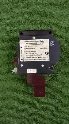 WESTINGHOUSE AN11A Thermal Overload Relay