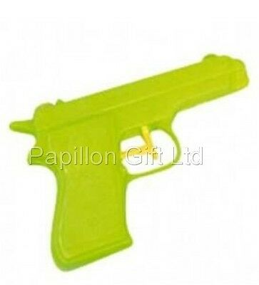 Water Pistol Gun For Kids, 15cm Drenchers - Single Assorted Colours