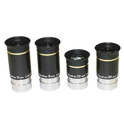 Skywatcher Ultra Wide Multi Coated Telescope Eyepiece 1.25 Fitting: 20mm ONLY