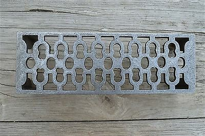 Decorative cast iron antique style air brick grill cover insert inset grill AG1