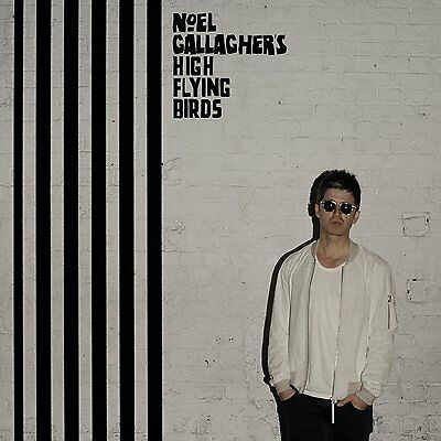 Noel Gallagher's High Flying Birds Chasing Yesterday Cd - Brand New & Sealed