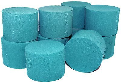 Cylinder Floral Foam, Fresh, Silk & Dry Use. Value Alternative to Smithers Oasis