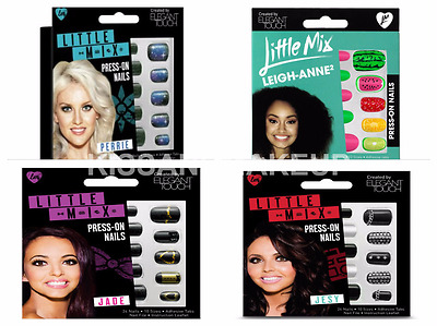 Little Mix By Elegant Touch Press On Nails - Choose Your Design
