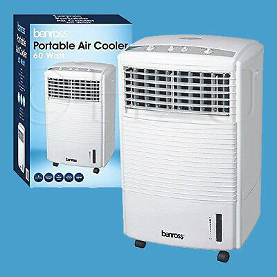 Air Cooler Control Cold Humidifying Fan Timer Evaporator Water Tank