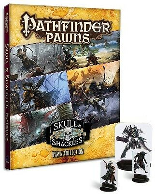 Pathfinder RPG: Pawns Skull and Shackles Adventure Path Pawn Collection PZO 1004