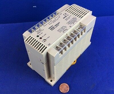 Omron S82K-10024T Power Supply 24Vdc 4.2A