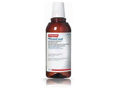 Colgate PerioGard | Chlorhexidine Gluconate Oral Rinse | Free Shipping Worldwide
