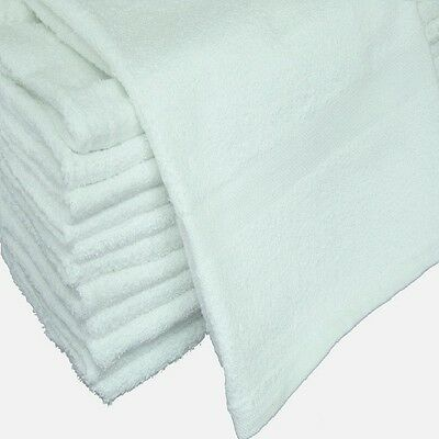 20 New Janitorial Cloth Towels Restaurant Bar Kitchen Heavyduty 12X12 Cotton