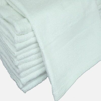 30 New Janitorial Cloth Towels Restaurant Bar Kitchen Heavyduty 12X12 Cotton
