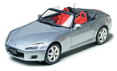 Tamiya 24211 1/24 Scale Model Sports Car Kit Honda S2000 Roadster AP1
