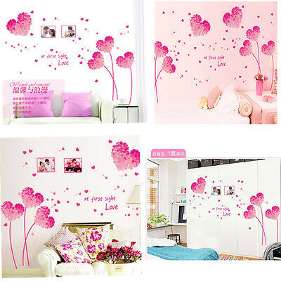 Vinyl Art DIY Wall Decal Sticker Decor Home Room Removable Decals Mural Stickers