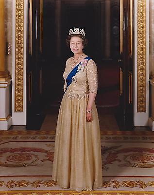 6 Large Photo Pictures - Her Majesty Queen Elizabeth II - 90th Birthday Pack