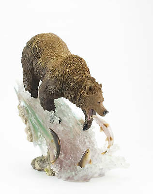 Grizzly Bear - Suanti Galleries - Collectible Animal Figurine SALE