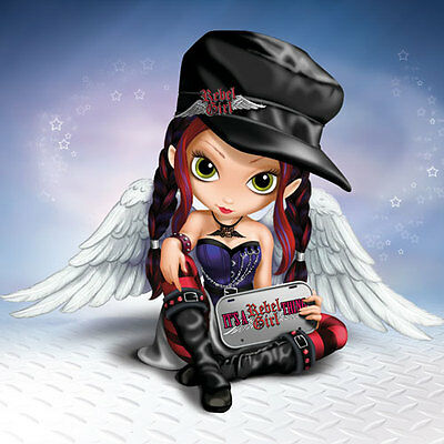 Its a Rebel Girl Thing - Little Rebels Collection -Jasmine Becket Griffith