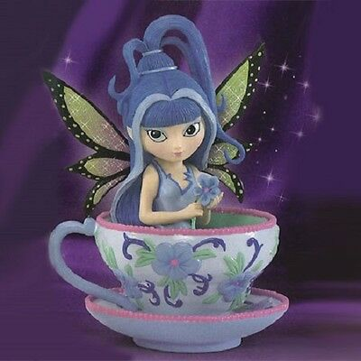 Jasmine Becket Griffith Little Beau-Tea- Tiny Treasures Teacup Fairies