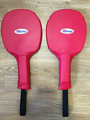 WINNING MITTS CM-15 -RED - Professional Training Stick Mitts - Grants Reyes