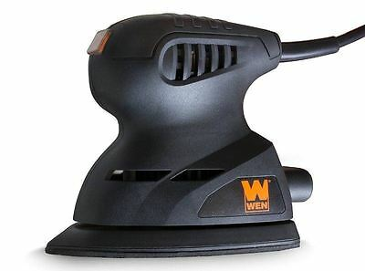 WEN 6301 Electric Detailing Palm Sander Mouse NEW