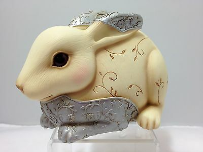 Bunny Laying Down Figurine Comfort to Go Collectible - Home Decor