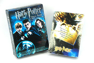 Harry Potter Movie Character Playing Card Poker