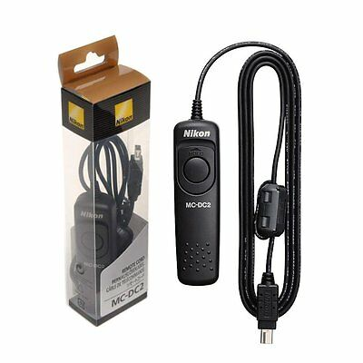 Genuine Nikon MC-DC2 Remote Shutter Release Cord for D7000 D750 D3200 D90 D5300