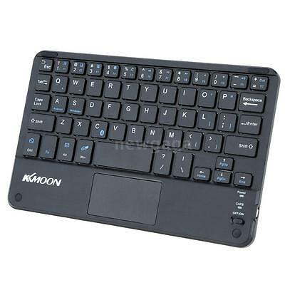 New Slim Mini Bluetooth Wireless Keyboard TouchPad for PC Laptop Tablet Android