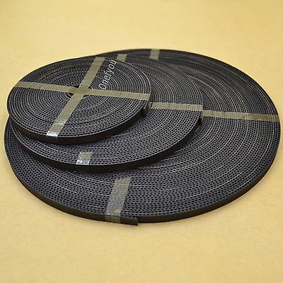 GT2 Timing Belt open 6mm width FOR CNC 3D Printer Reprap Prusa i3 5/10/20 meter
