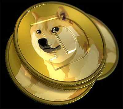 40000 Dogecoin ( 40K - 40.000 Doge ) Fast delivery - Cheap - International !
