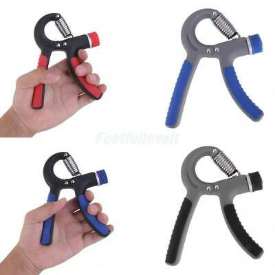 Adjustable Forearm Hand Gripper Wrist Fitness Strength Power Training Exerciser